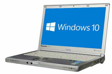 【中古パソコン】☆【Windows10 64bit搭載】【webカメラ搭載】【HDMI端子搭載】【Core i5 5300U搭載】【メモリー4GB搭載】【SSD180GB搭載】【W-LAN搭載】【DVDマルチ搭載】【下北沢店発】 Panasonic Let'sNote CF-SX4 (4010405)