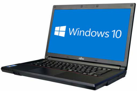 【中古パソコン】【Windows10 64bit搭載】【メモリー4GB搭載】【HDD500GB搭載】【W-LAN搭載】【DVD-ROM搭載】【下北沢店発】 富士通 LIFEBOOK A553/H (4010413)