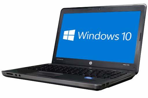 【中古パソコン】【Windows10 64bit搭載】【HDMI端子搭載】【メモリー4GB搭載】【HDD500GB搭載】【W-LAN搭載】【DVDマルチ搭載】【吉祥寺店発】 HP Pro Book 4340s (8005993)