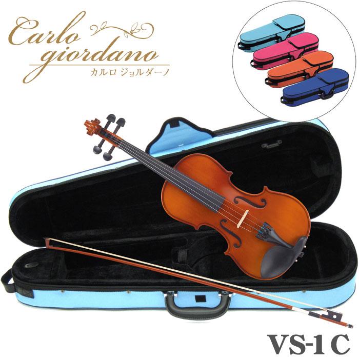 ■バイオリン アウトフィット VS-1  カルロ・ジョルダーノ