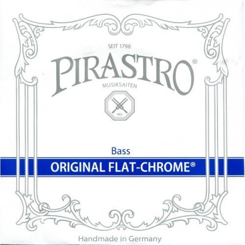オリジナルフラットクロム 3/4 Cb弦セット