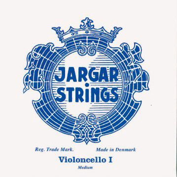 Jargar (ヤーガー) 4/4 チェロ弦セット
