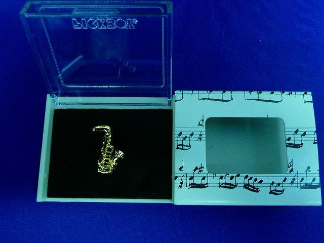 売れ筋ランキング ミニピン サックス可愛いピンバッジです 完全送料無料 ちょっとしたプレゼントに発表会のなどの記念品として使われます サックス SX DMP-12