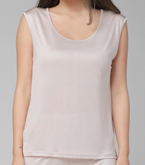 シルク100% レディース 婦人用 シルク下着 冷え取り 敏感肌 絹 インナー シルク 贈与 肌着 silk フレンチ袖 限定品 シャツ アトピー シルクシャツ