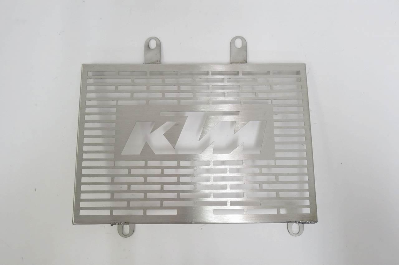 KTM DUKE200 ラジエターコアガード