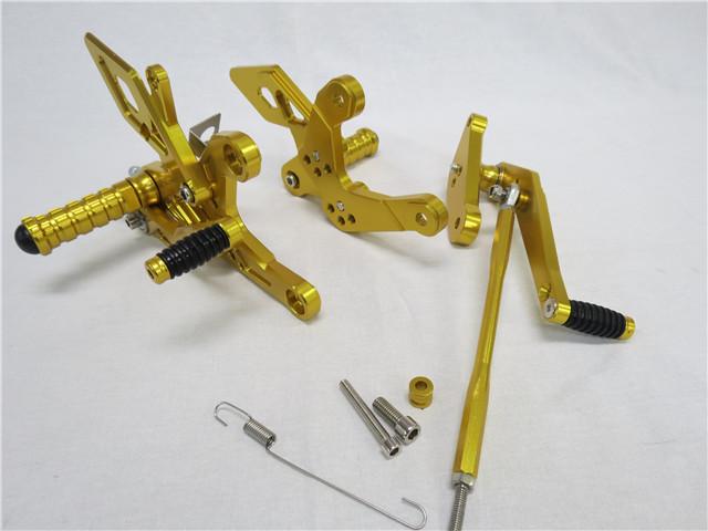 CNC 調整式 cbr400r 16- cb400f cb500f cbr500r 15- バックステップ 金