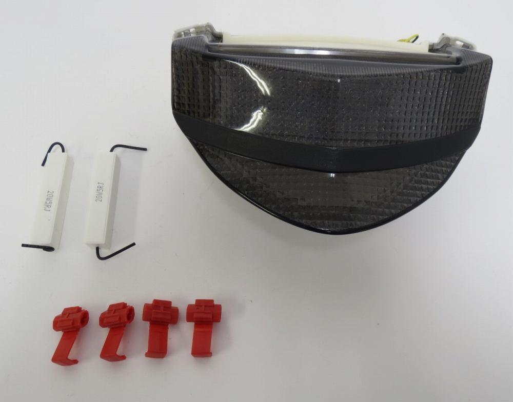 HONDA CBR929RR 00-01 LEDテール ウインカー スモーク