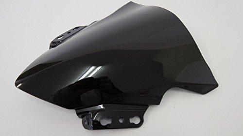 バイク 2020A W新作送料無料 部品 パーツ スクーター 格安 ダブルバブルスクリーン ニンジャ スモーク 激安☆超特価 ninja250SL