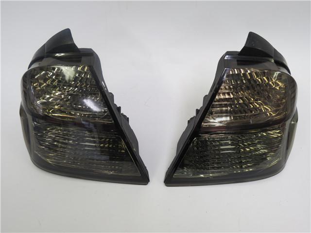GL1800 ゴールドウイング SC47 01-05 ユーロ テール ブレーキ ライト ランプ サイドバッグ スモーク