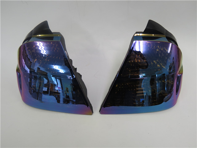 GL1800 ゴールドウイング SC47 01-05 ユーロ テール ブレーキ ライト ランプ サイドバッグ イリジウム