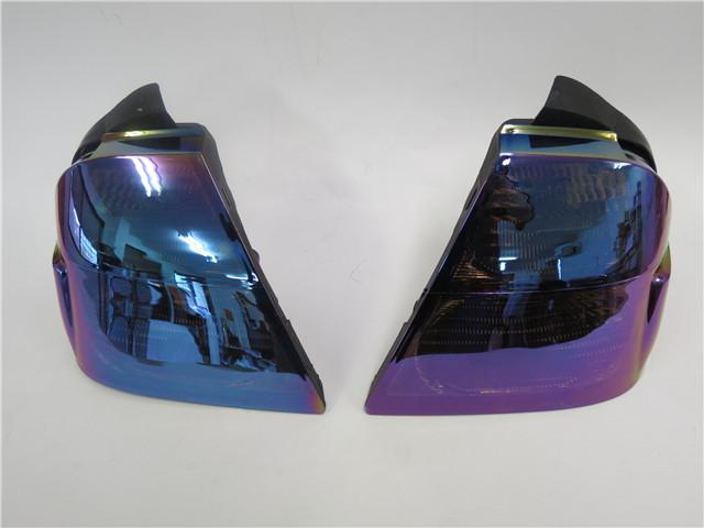 GL1800 ゴールドウイング 06-11ユーロ テール ブレーキ ライト ランプ サイドバッグ イリジウム