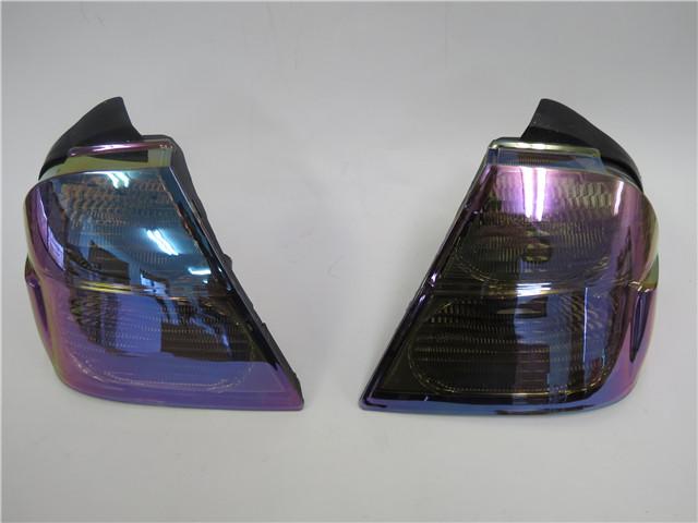 GL1800 ゴールドウイング 06-11ユーロ テール ブレーキ ライト ランプ サイドバッグ イリジウムクリア