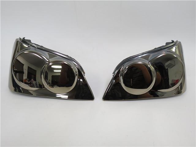 GL1800 ゴールドウイング goldwing ユーロ テールライト トランク用 銀