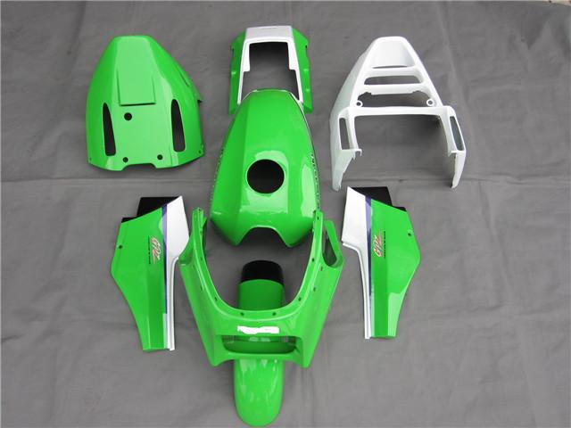 ※代引不可※Ninja gpz900r gpz750r 用 フルキット 外装セット 緑