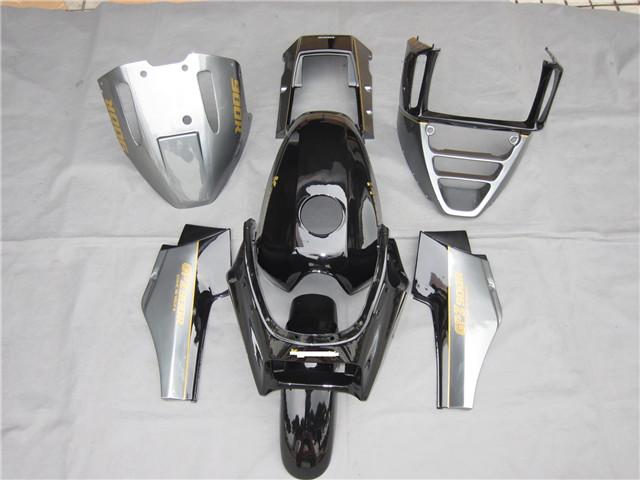 ※代引不可※Ninja gpz900r gpz750r 用 フルキット 外装セット シルバー