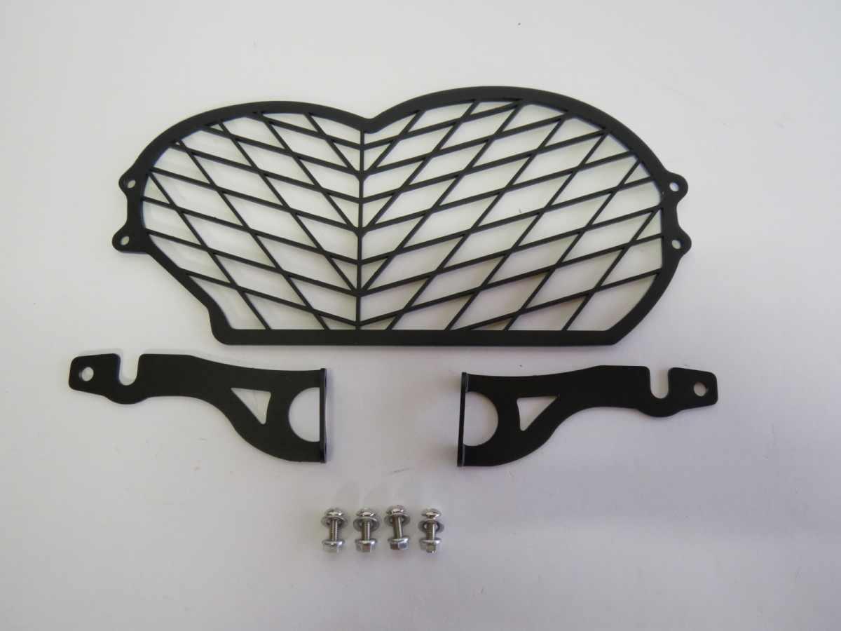 バイク 部品 パーツ スクーター 40%OFFの激安セール 格安 BMW R1200GS プロテクター 2004-2012 ヘッドライトガード ヘッドライトカバー ADV 日本正規品 代引き不可