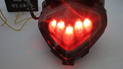 CBR400R CBR500R CB400f cb500f LEDテールウインカー クリア