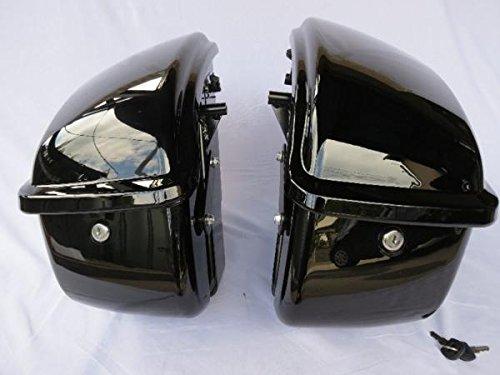 ハーレー Harley Davidson XL 883 1200 サドルバック セット済