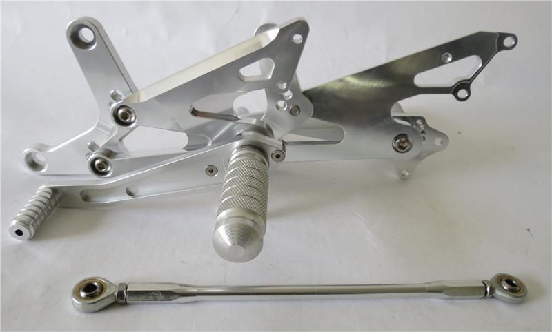 CNC HONDA CBR250RR MC22 バックステップ 銀