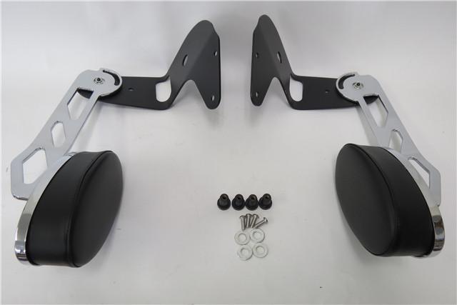 01-17 GL1800 ゴールドウイング パッセンジャーアームレスト左右ペア goldwing