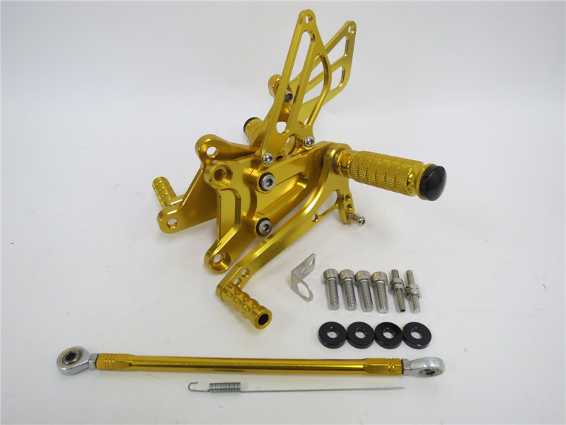 CNC 調整式 HONDA VFR400 NC30 RVF400 NC35 バックステップ金