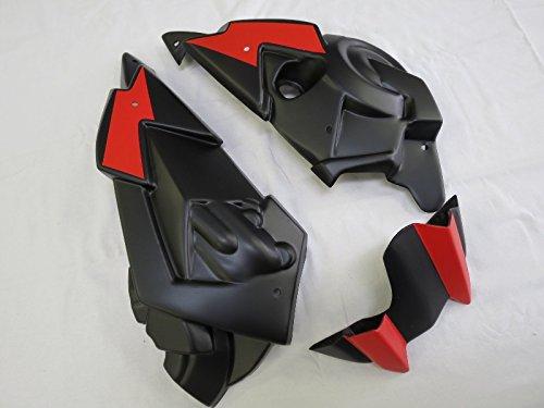 yamaha MT-07 mt-07 アンダーカウルset RED