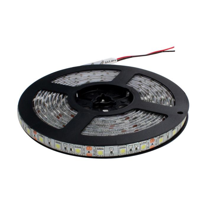 【ハイクオリティ】防水 LEDテープライト 3チップ 12V 単体 500cm