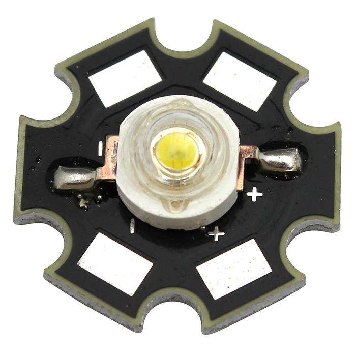 Kaito2409(10000個) POWER LED 1W 白色 XGB-HPE6H12L41W-AL3