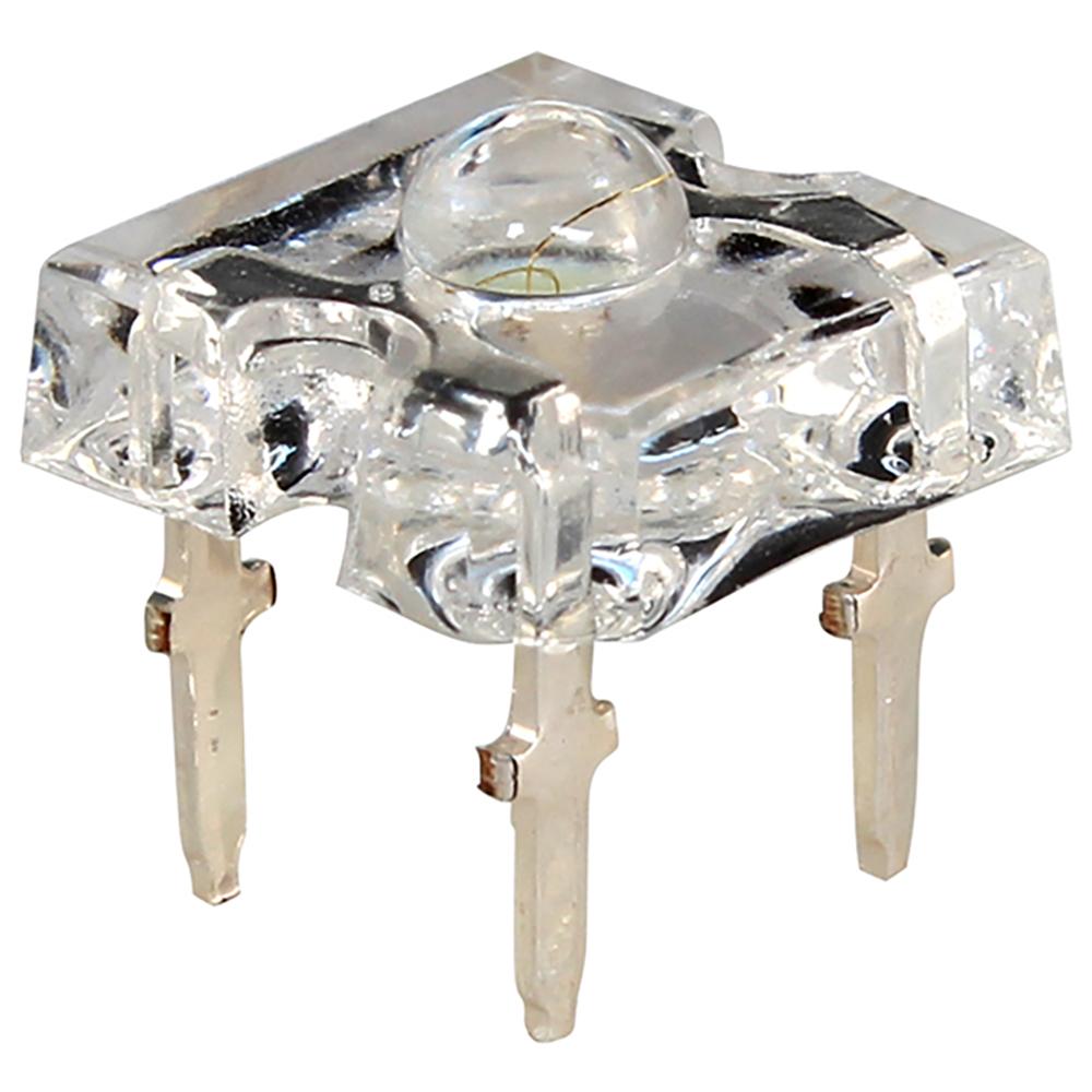 Kaito3110(1000個) LED FLUX 3mm ピンク色 400~500mcd