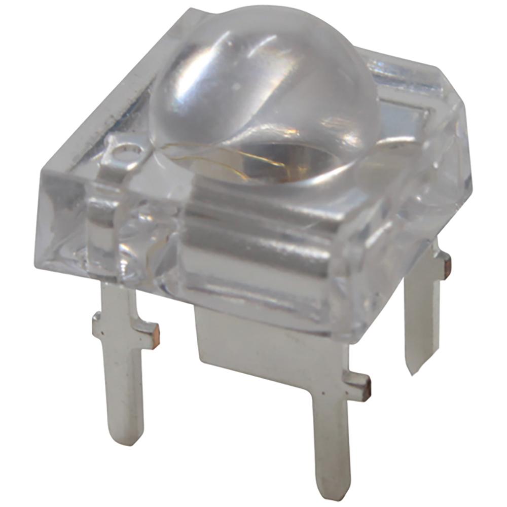 Kaito3205(1000個) LED FLUX 5mm 赤色 2チップ 4300~4500mcd