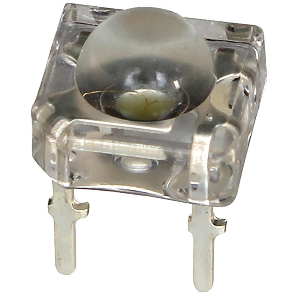 Kaito3237(1000個) LED FLUX 5mm オレンジ色 1500~2000mcd