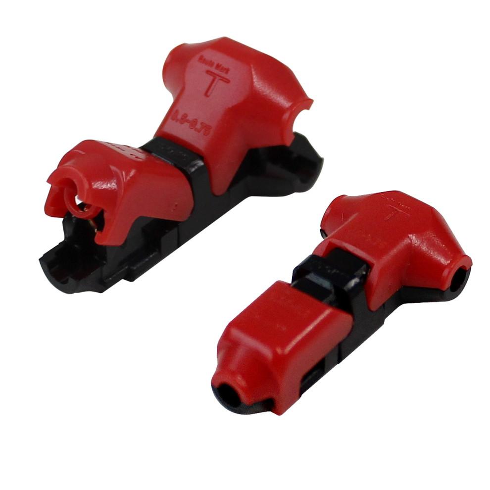 【メーカー再生品】 Kaito7678(100個) 3極 (AWG18用) ケーブル圧着端子 Kaito7678(100個) 3極 (AWG18用) 工具不要, 彩式ねいる:83c2e1eb --- construart30.dominiotemporario.com