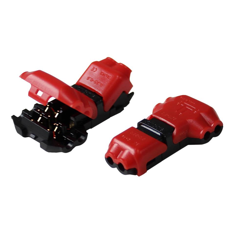 クラシック Kaito7680(100個) ケーブル圧着端子 (AWG18用) 6極 (AWG18用) 6極 Kaito7680(100個) 工具不要, タイヤ&ホイールの専門店クラフト:8f96c080 --- construart30.dominiotemporario.com