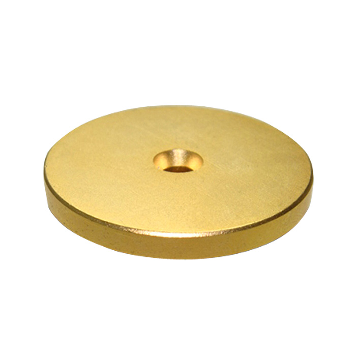 Kaito7102(50個) 強力ネオジム磁石 金メッキ 55×8×6×5mm