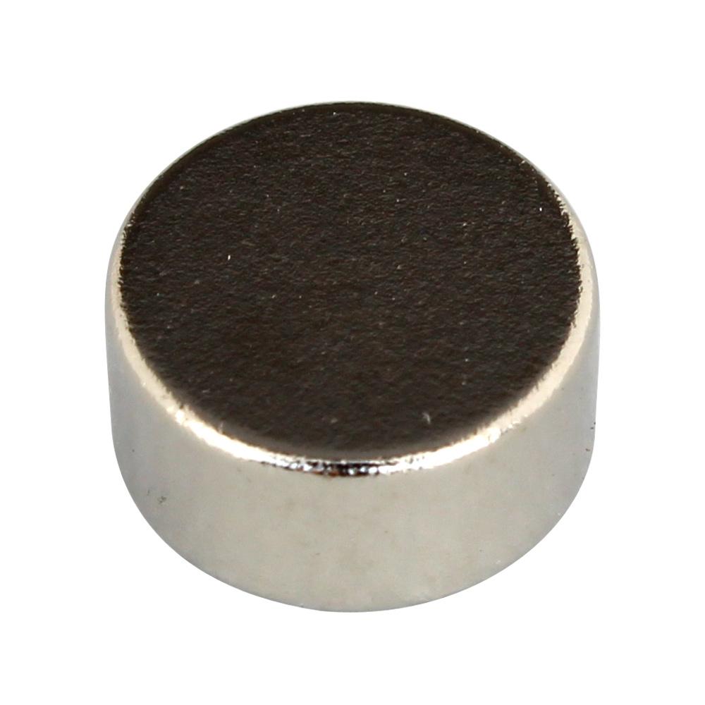Kaito7125(500個) 強力ネオジム磁石 8×4mm