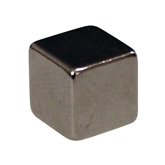 Kaito7139(500個) 強力ネオジム磁石 6×6×6mm