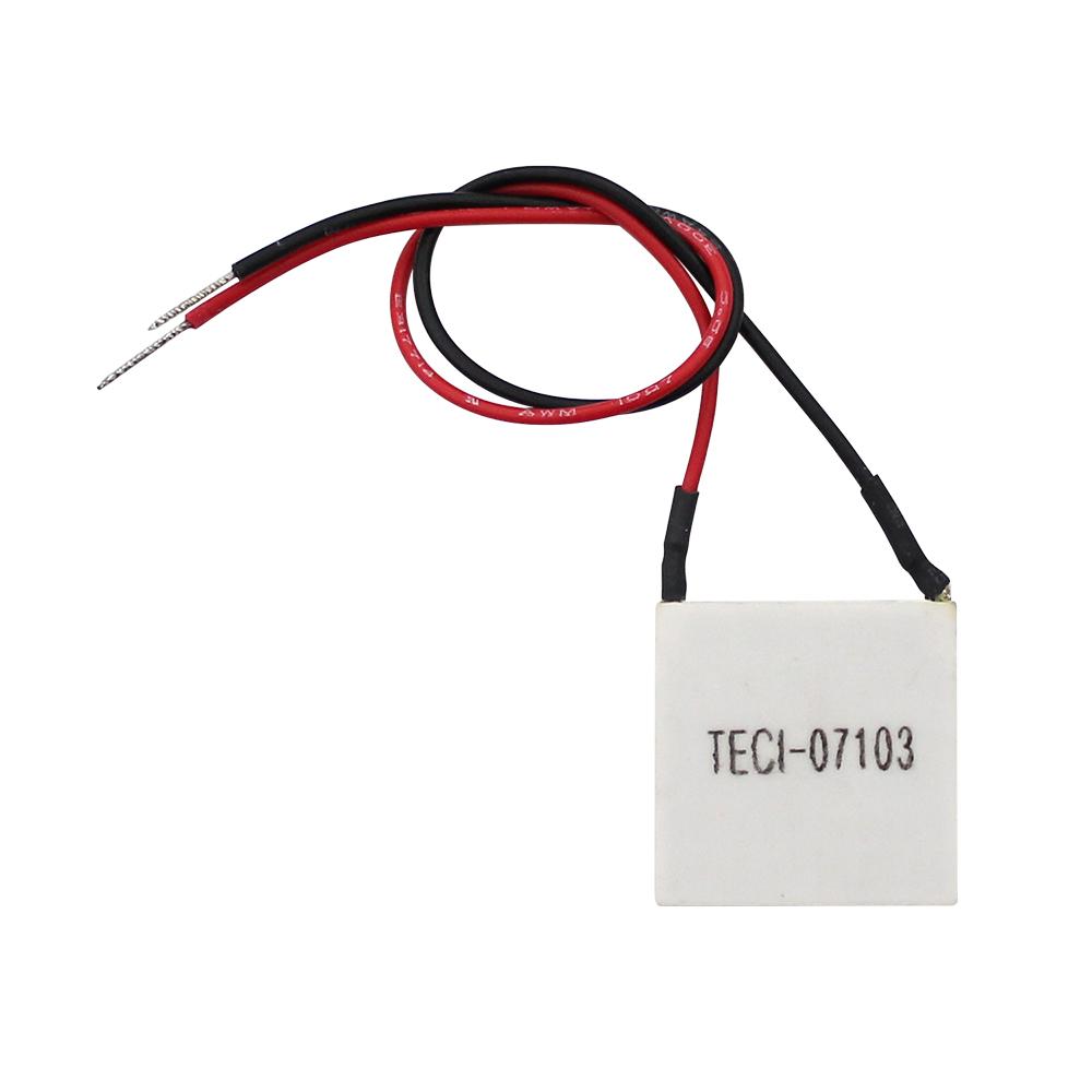 Kaito7304(100個) ペルチェ素子 TEC1-07103 (23x23) 3A