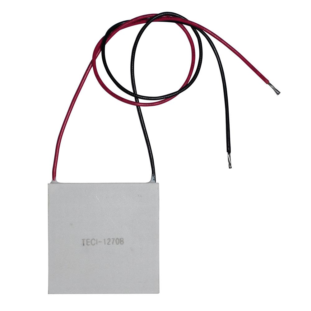 Kaito7334(50個) ペルチェ素子 TEC1-12708 (50x50) 8A