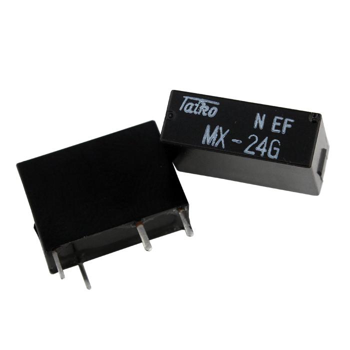 Kaito7490(500個) リレー 24V MX-24G NEF [Taiko]