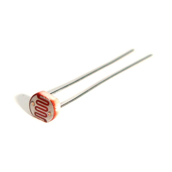 Kaito7576(1000個) 5mm CdSセル(光可変抵抗器) GL5516