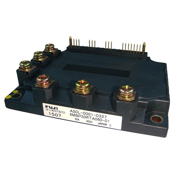 6MBP50RTA060-01 (1個) パワートランジスタモジュール FUJI 【中古】