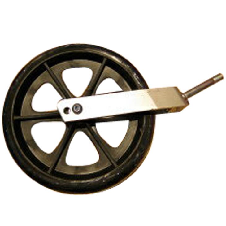 カドクラ純正部品 フロントフォーク&ピボット&タイヤキャスター 2本セット カドクラ車椅子専用品