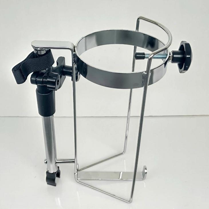 純正部品 チャップス用酸素ボンベ架台/直径150mm以下用