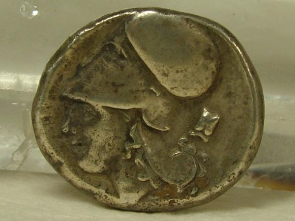 ■龍香堂■☆本物!古代ギリシャ アンティークコイン22mm(s7)