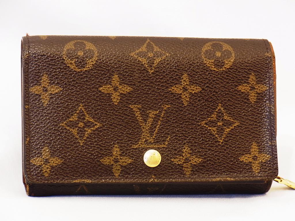 ルイヴィトン ポルトフォイユ トレゾール M61736 12 財布 送料無料 質屋出品