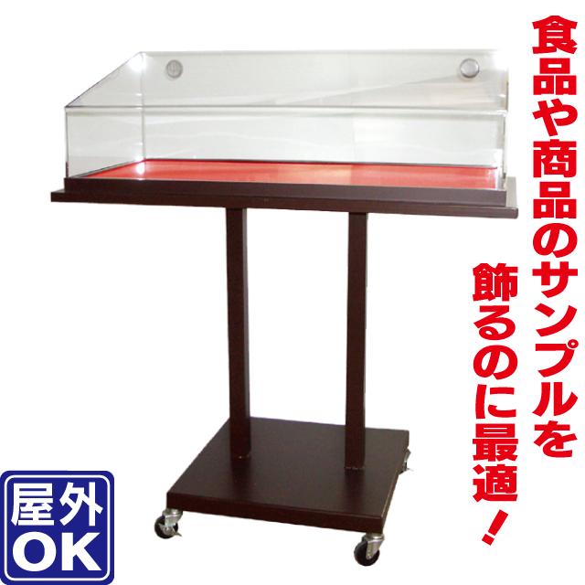 【送料無料】サンプルケース(L)  メニュー置き サンプル置き 見本置き 飲食店看板