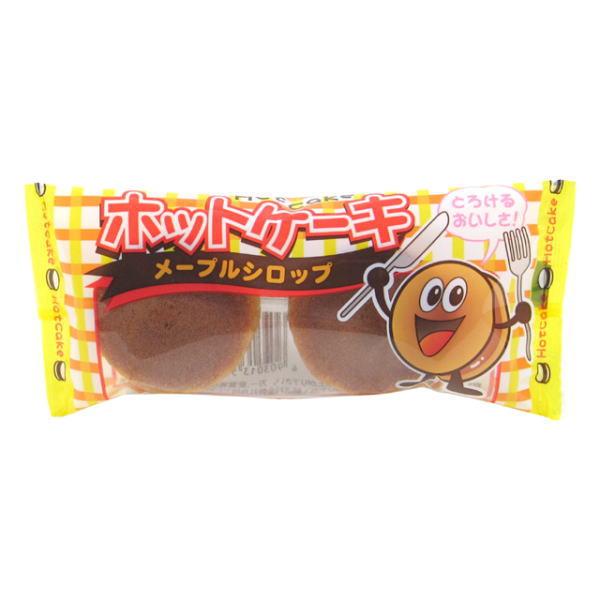 ●やおきん メープルホットケーキ 2個入x20入【1ボール】c12#580-2