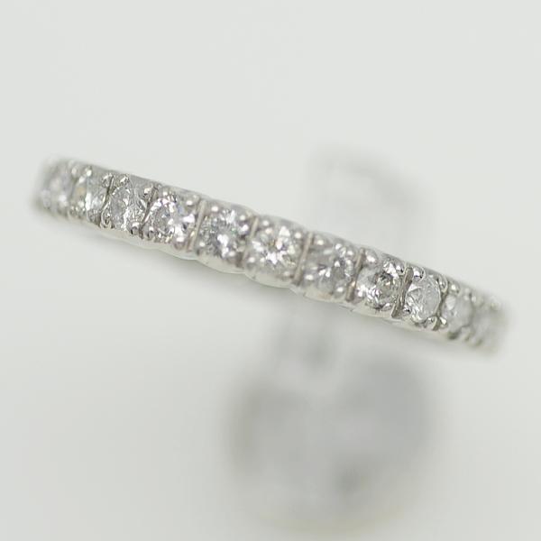 ♪リング 指輪♪ Pt900/ダイヤD0,50/#11 【JR1636】【税込価格】【質屋出店】【中古】【あす楽対応】