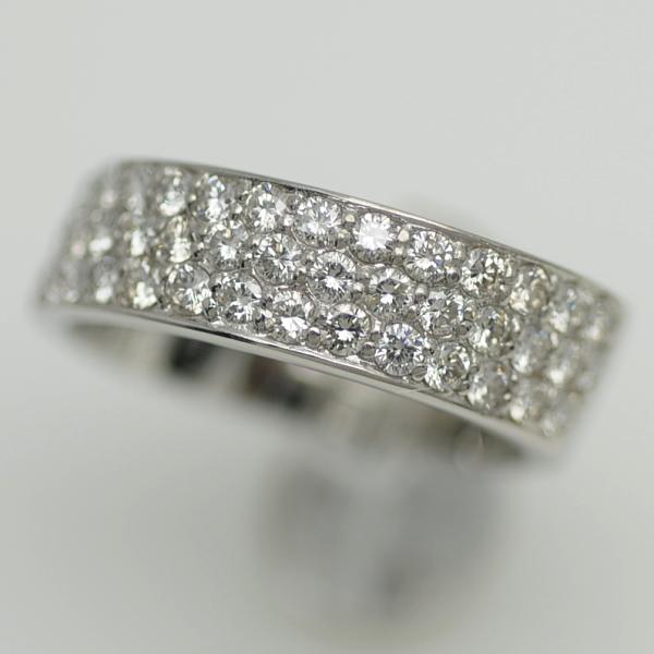 ♪リング 指輪♪ Pt900/ダイヤD1,00/#12 【JR1657】【税込価格】【質屋出店】【中古】【あす楽対応】