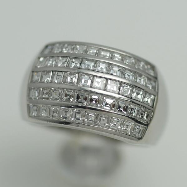 ♪リング 指輪♪ Pt900/ダイヤD1,50/#11 【JR1603】【税込価格】【質屋出店】【中古】【あす楽対応】